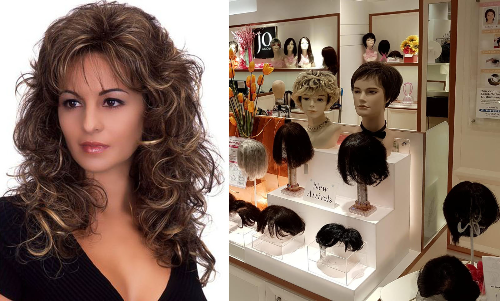 Finding the Perfect wig Online