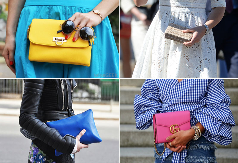Clutch Bags - Carry On With Style