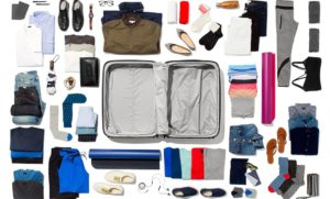 How To Pack Travel Luggage
