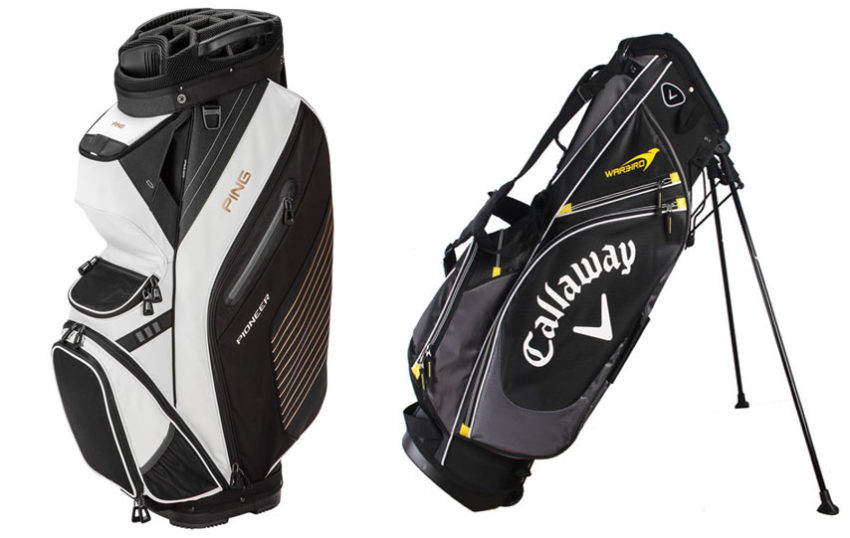 Golf Bags - What You Need To Know