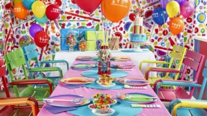 Ideas for Organising a Fun Arts and Crafts Birthday Party