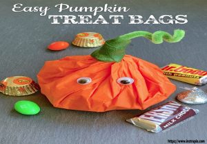 Great Ideas for Kids Halloween Goodie Bags