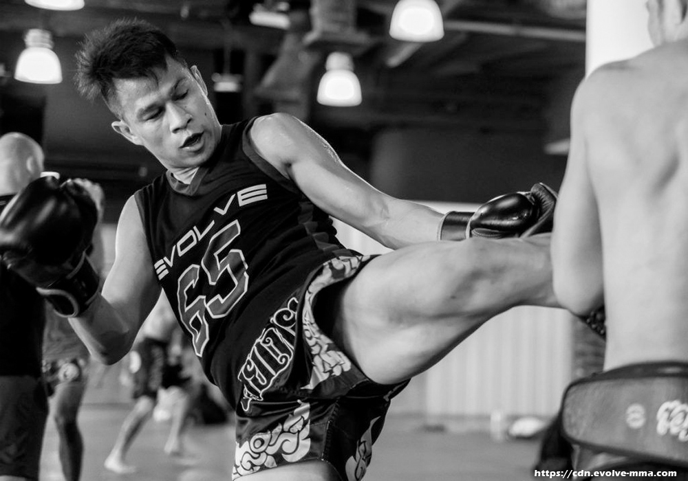 Martial Arts: How to Improve Your Muay-Thai Skills