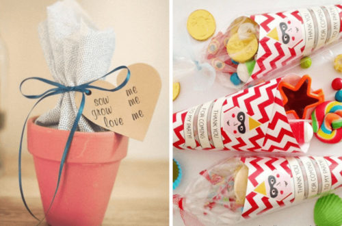 Great Idea for Party Bag Fillers