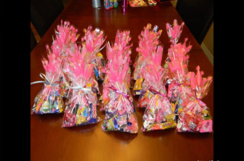 How to Arrange the Best Kids Party Bags