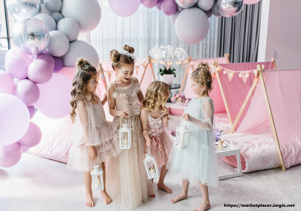 How to Plan a Great Kids Party!