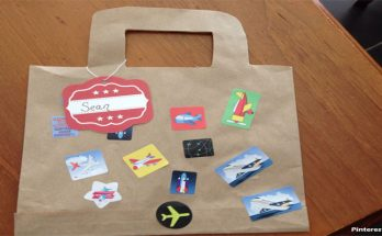 Planning a Children's Party Using a Party Bag