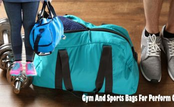 Gym And Sports Bags For Perform Outs