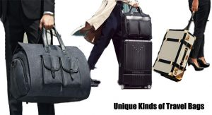 Unique Kinds of Travel Bags