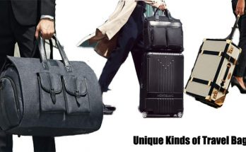 Unique Kinds of Travel Bags