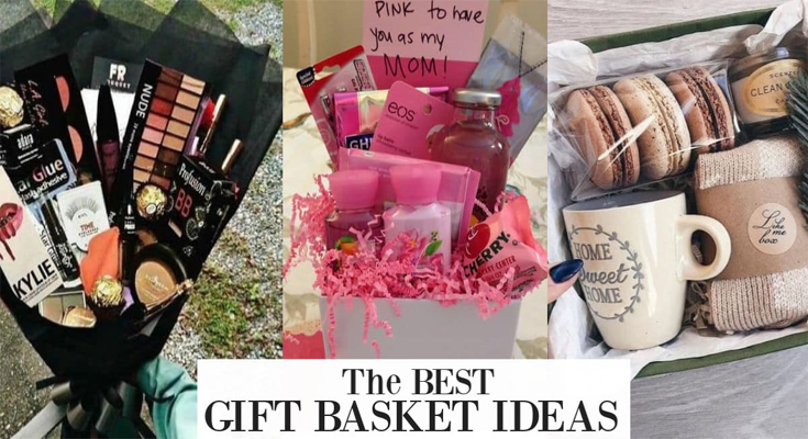 Gift Bag Ideas For Ladies